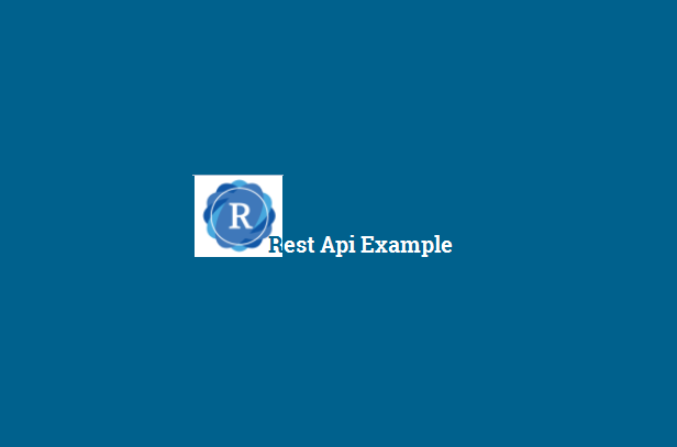 Rest Api Example | Page 12 of 13 | Rest api tutorials
