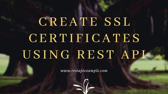 SSL Certificate install AWS